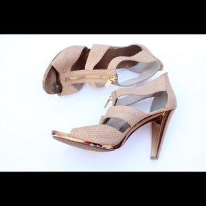 Michael Kors heeled sandals